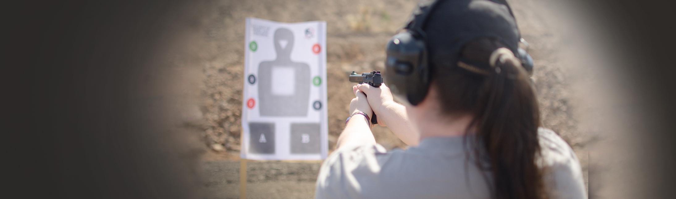 Defensive Shooting Fundamentals (Level 1)